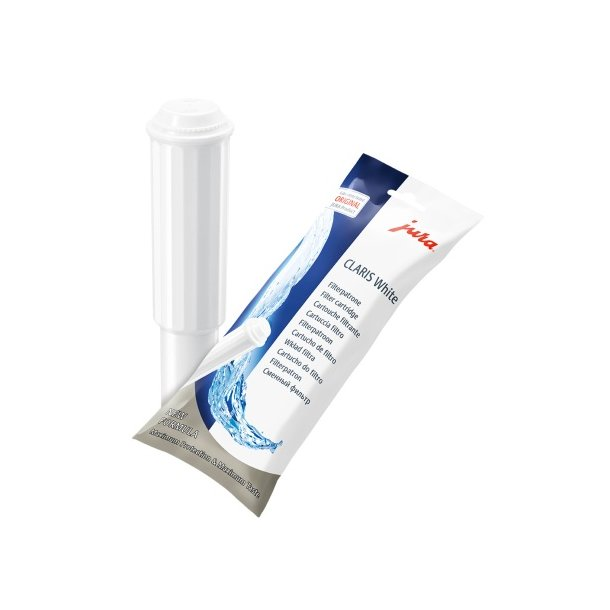 Jura Claris plus filter - WHITE