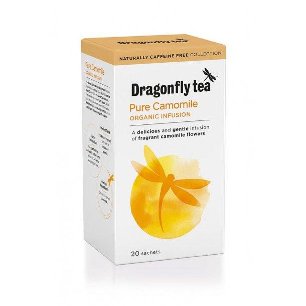 Dragonfly Organic Pure Camomile 20 stk