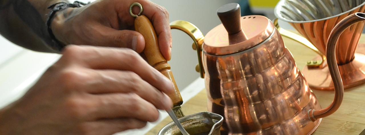 Start din egen kaffebar - Pascucci