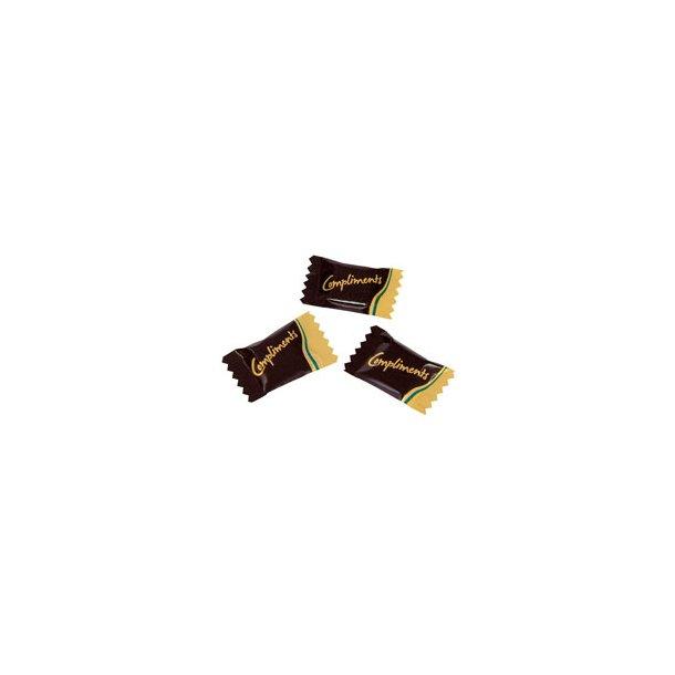 Zaini Mørk Chokolade 1000 gram